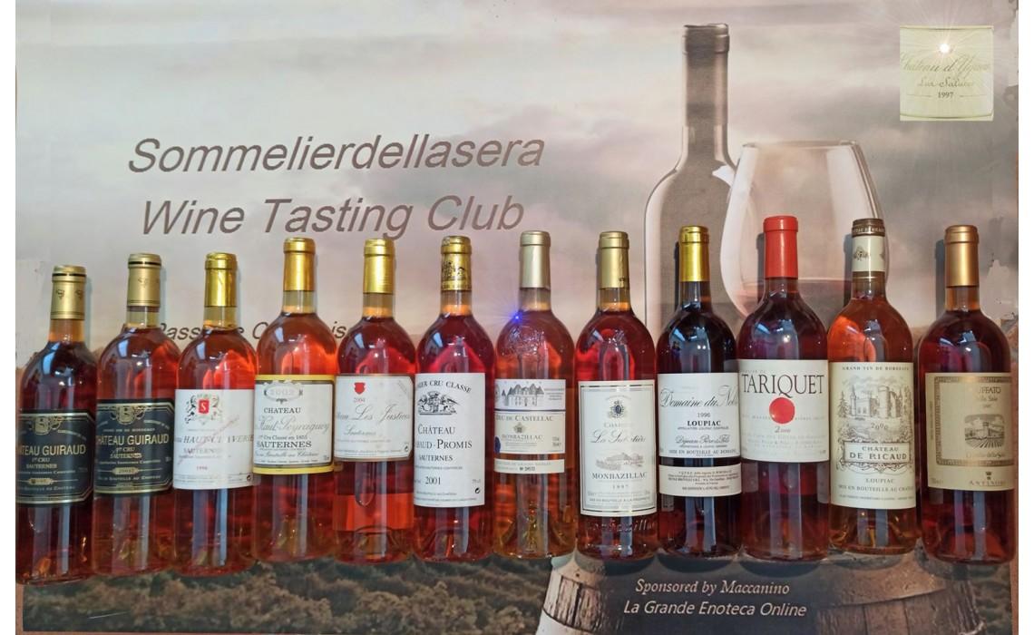 """Sauternes e dintorni:l'aristocrazia""""dolce non dolce""""di Bordeaux. Di Duccio Armenio"""