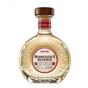 GIN BEEFEATER BURROUGH'S RESERVE 43% CL.70 -GIFTBOX-