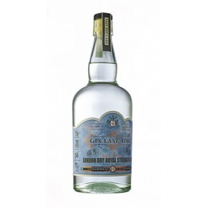 GIN LANE 1751 ROYAL STRENGHT LONDON DRY 47% CL.70