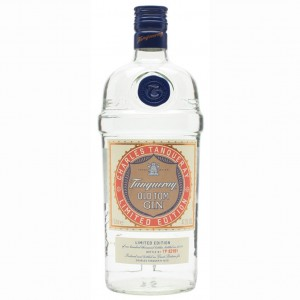 """GIN TANQUERAY """"OLD TOM"""" LONDON DRY 47,3% LT.1 L.E."""