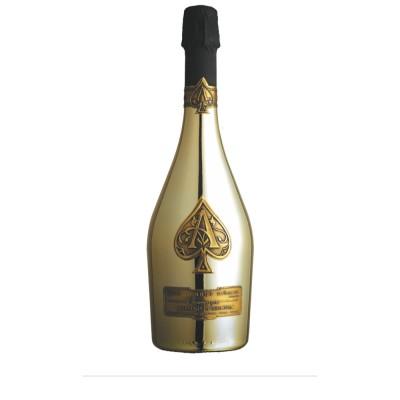 CHAMPAGNE ARMAND DE BRIGNAC BRUT GOLD CL.75 -GB COFFRET-