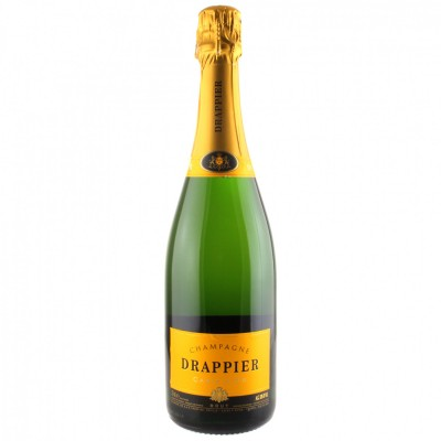 CHAMPAGNE DRAPPIER CARTE D'OR BRUT CL.75
