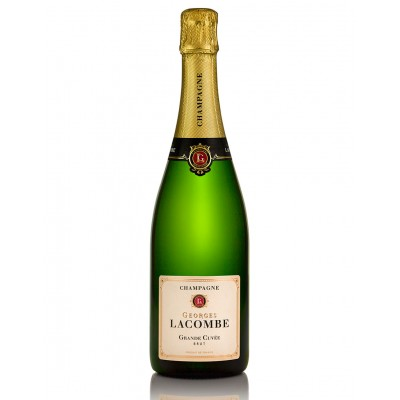 CHAMPAGNE GEORGES LACOMBE GRANDE CUVEE CL.75