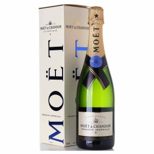 CHAMPAGNE MOET CHANDON RES.IMPERIAL BRUT CL.75 GB