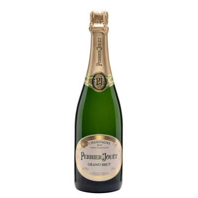CHAMPAGNE PERRIER JOUET GRAND BRUT CL.75
