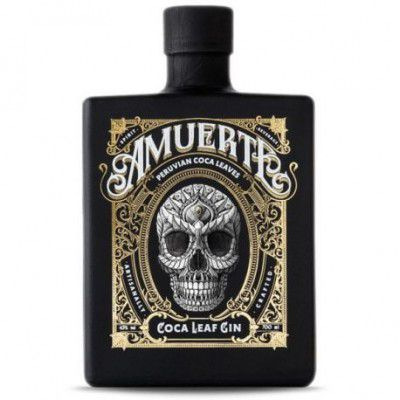GIN AMUERTE BLACK EDITION 43% CL.70