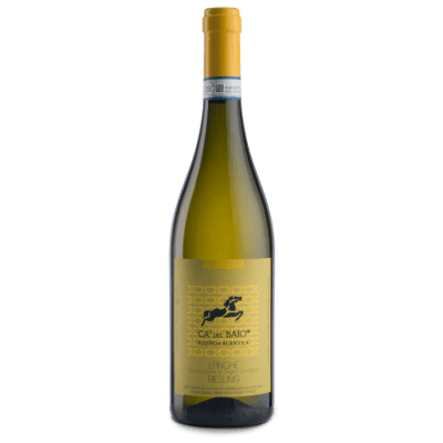 CA  DEL BAIO LANGHE RIESLING cl.75 X 6 BOT