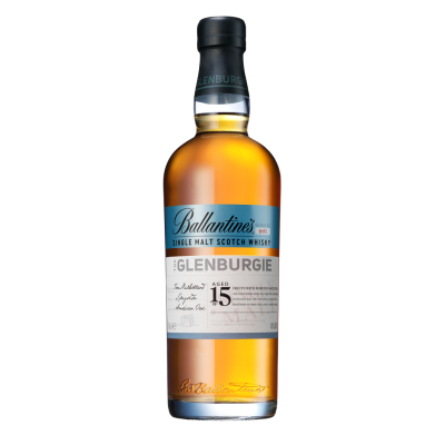WHISKY BALLANTINE'S 15Y GLENBURGIE 40% CL.70 AST.