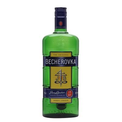 BECHEROVKA ORIGINAL HERBS LIQUEUR 38% LT.1