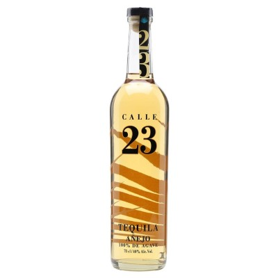 TEQUILA CALLE 23 ANEJO 100 AGAVE 40 CL.70 su www.maccaninodrink.com