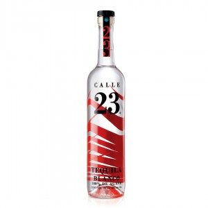 TEQUILA CALLE 23 BLANCO 100 AGAVE 40 CL.70 su www.maccaninodrink.com