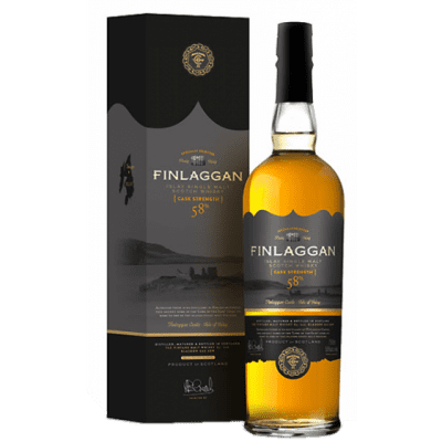 WHISKY FINLAGGAN ISLAY CASK STRENGHT 58% CL.70