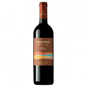 vendita prezzo BANFI COLLEPINO    ( SANGIOVESE -MERLOT) su www.maccaninodrink.com