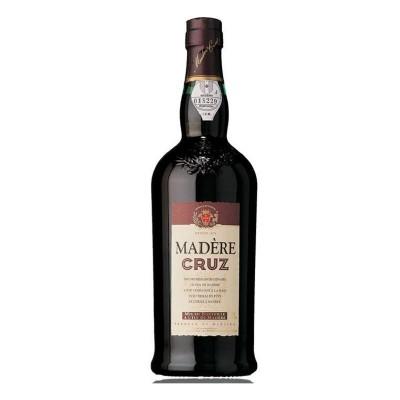 MADEIRA CRUZ 17% CL.75 VINO