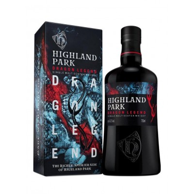 WHISKY HIGHLAND PARK DRAGON LEGEND 43,1% CL.70