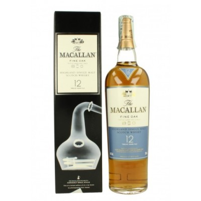 WHISKY MACALLAN FINE OAK 12Y 40% CL.70