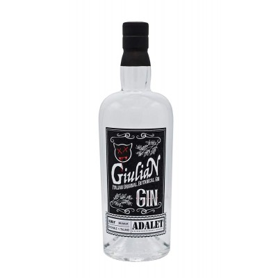 GIN  GIULIAN ADALET 42,3 CL.70 (FABRIZIO CORONA)