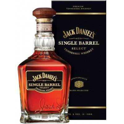 WHISKY JACK DANIEL S SINGLE BARREL SELECT 45 CL.70 su www.maccaninodrink.com