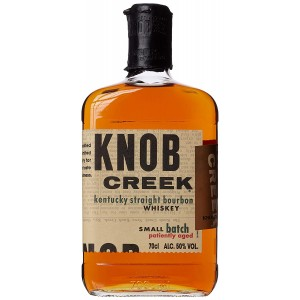 WHISKY KNOB CREEK KENTUCKY STRAIGHT BOURB.50% LT.1