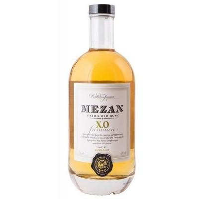 RHUM MEZAN XO JAMAICA 40 CL.70