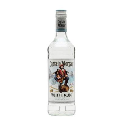 RHUM CAPTAIN MORGAN WHITE 37,5% CL.70