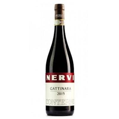 NERVI GATTINARA DOCG 2015 CL.75 VINO