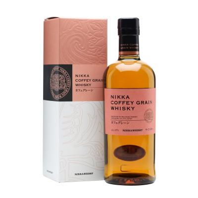 Whisky Nikka Pure Mal White     Peaty & salty