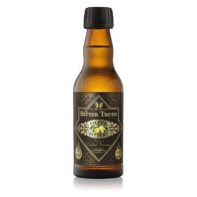 BITTER TRUTH OLIVE BITTERS 39% CL.20
