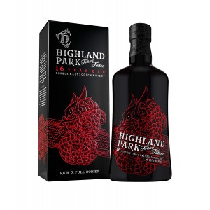 WHISKY HIGHLAND PARK 16Y TWISTED TATOO 46,7% CL.70