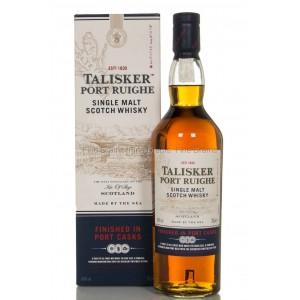 WHISKY TALISKER PORT RUIGHE 45,8% CL.70 -GIFTBOX-