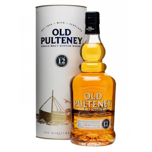 WHISKY OLD PULTENEY 12Y 40% CL.70