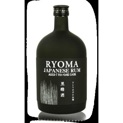 RHUM RYOMA 7Y 40% CL.70 JAPAN