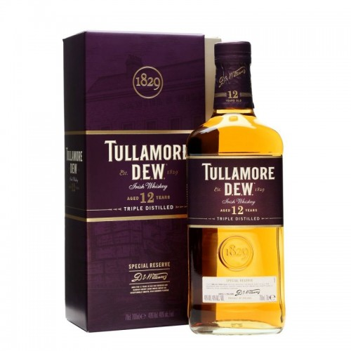 WHISKY TULLAMORE DEW 12Y 40% CL.70
