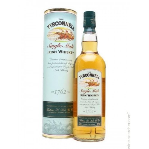 WHISKY TYRCONNELL IRISH SINGLE MALT 40% CL.70