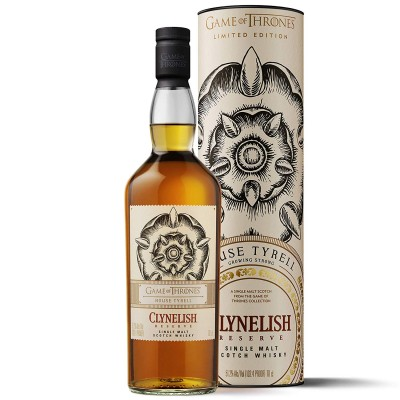 WHISKY G.O.T. CLYNELISH RESERVE 51,2% CL.70 H.TYRELL