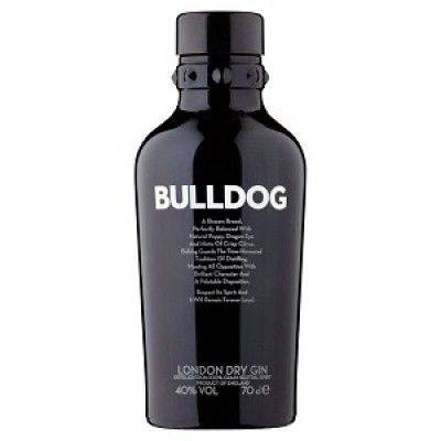 GIN BULLDOG LONDON DRY 40% LT.1