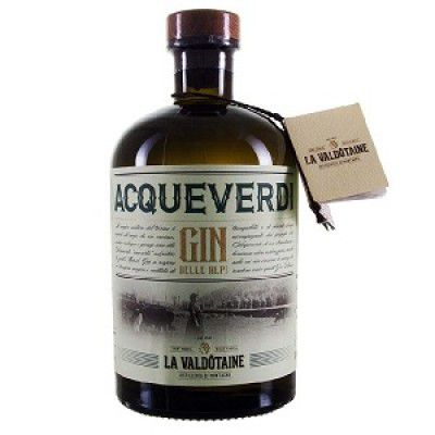 GIN LA VALDOTAINE ACQUEVERDI 43% LT.1