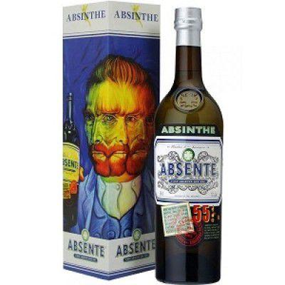 ABSENTE AUX PLANTE D ABSINTHE +CUCCHIAIO 55