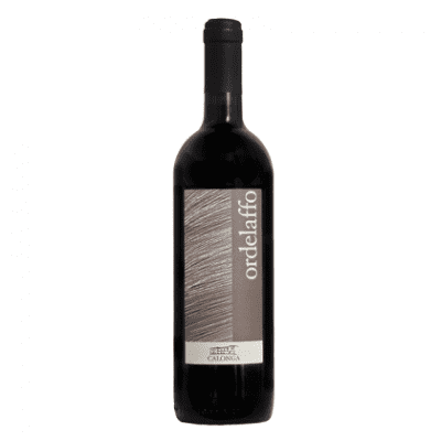 CALONGA SANGIOVESE ORDELAFFO IGT 2017 CL.75 VINO