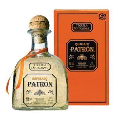 Tequila Patron Reposado     Giftbox