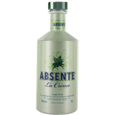 ABSENTE LA CREME 18   BOTT.LATTA