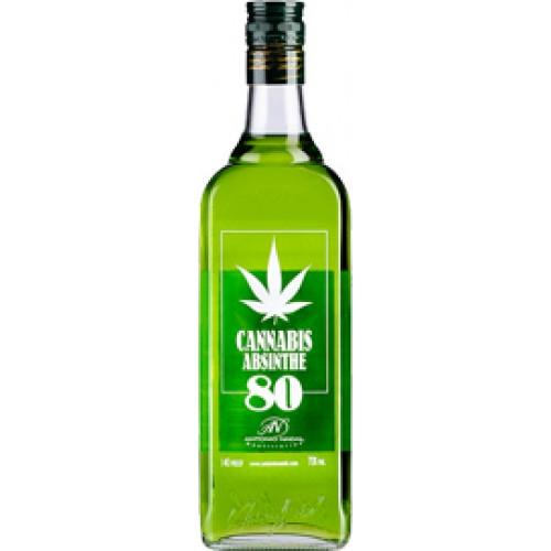 """ABSINTHE NADAL """"80"""" CANNABIS 70% CL.70"""