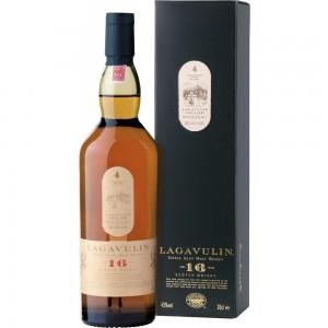 Whisky Lagavulin 16y Cl.20 Flask su www.maccaninodrink.com