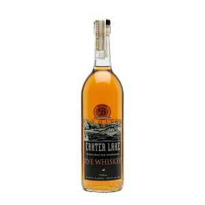 WHISKY CRATER LAKE RYE 40% CL.70