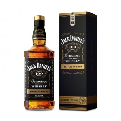 WHISKY JACK DANIEL'S BOTTLED-IN-BOND 50% LT.1