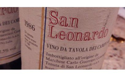 San Leonardo, un pezzo di Bordeaux in Trentino