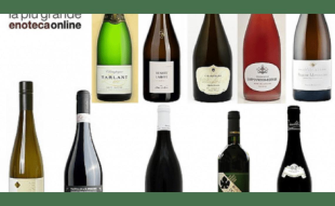 10 Vini per le feste: la nostra scelta tra Champagne e Rossese!