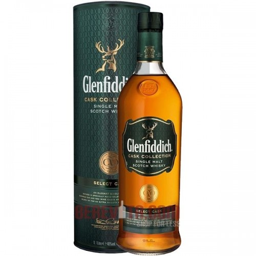 WHISKY GLENFIDDICH SELECTED CASK COLLECTION 40% LT.1