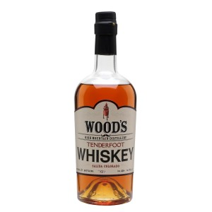 WHISKY WOOD'S 45% CL.70