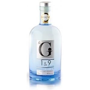 GIN 1 & 9 SPIRIT OF FRANCE LONDON DRY 40% CL.70